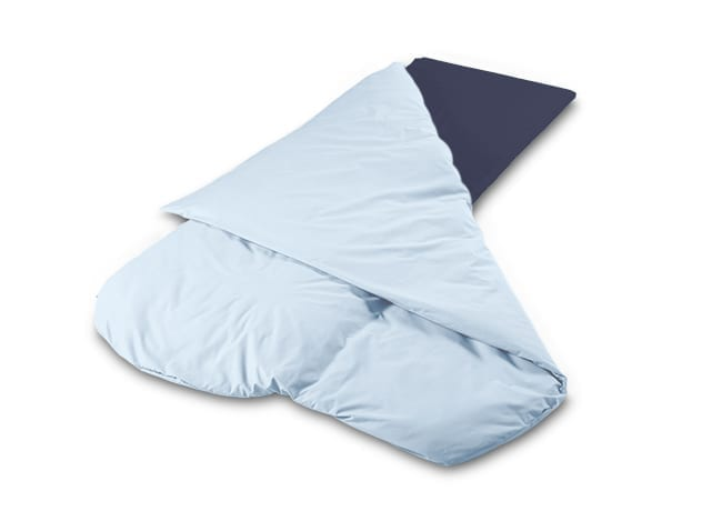 Duvalay Compact sleeping bag Skye Navy