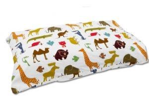 Dinky Duvalay pillow case