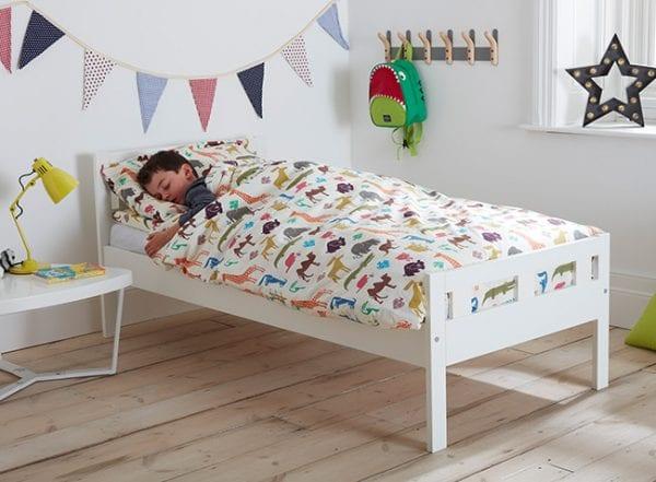 dinky duvalay single bed
