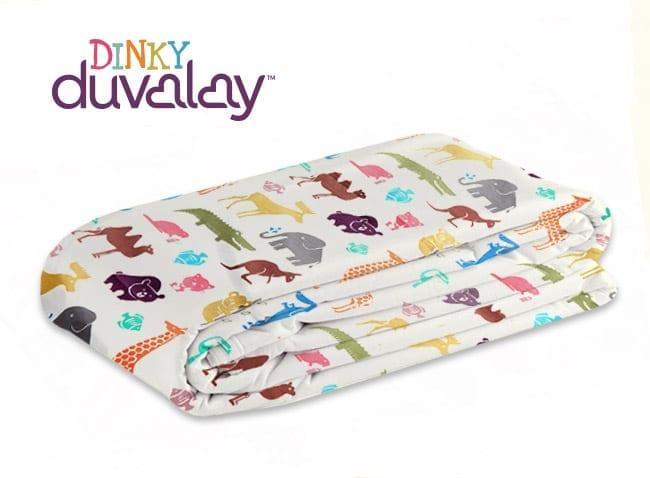 Dinky Duvalay spare sheet