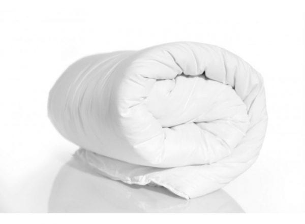 duvalay microfibre rolled duvet