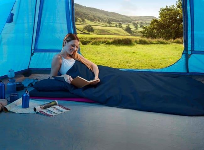 camping glamping duvalay sleeping bag 650x478 1