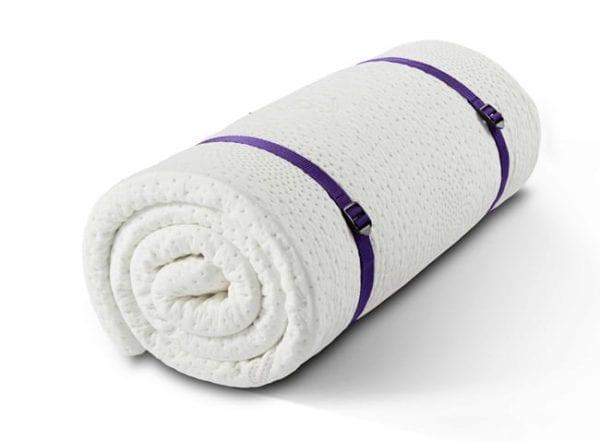 travel mattress topper