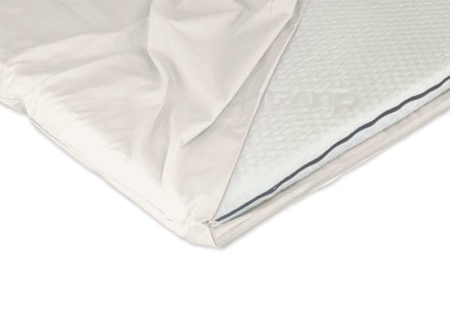 Duvalay Custom Mattress Topper Zipped Fitted Sheet