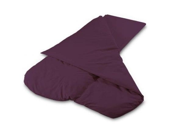 duvalay sleeping bag plum