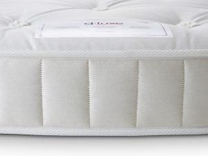 Duvalay d lux side caravan motorhome mattress
